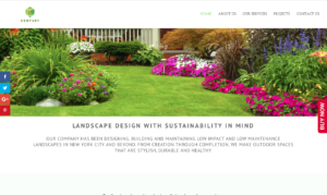 Landscaping Business Website