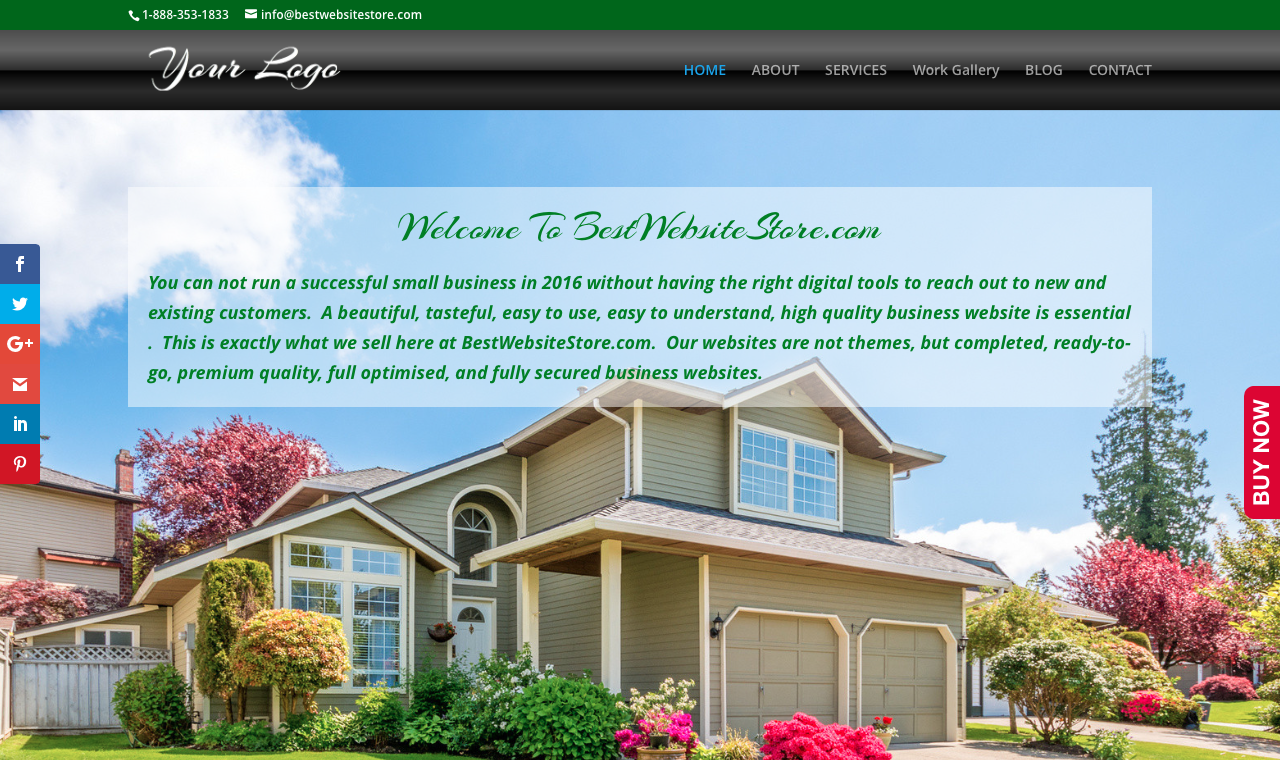 Can I Run A Small Business From Home Part - 42: Landscaping Business Website
